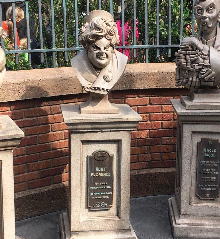 walt disney world magic kingdom haunted mansion