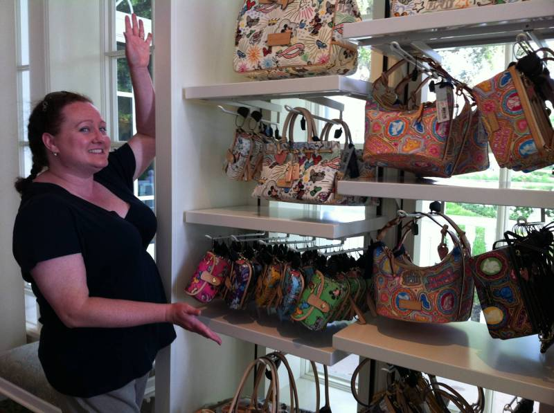 walt disney world dooney bourke handbags