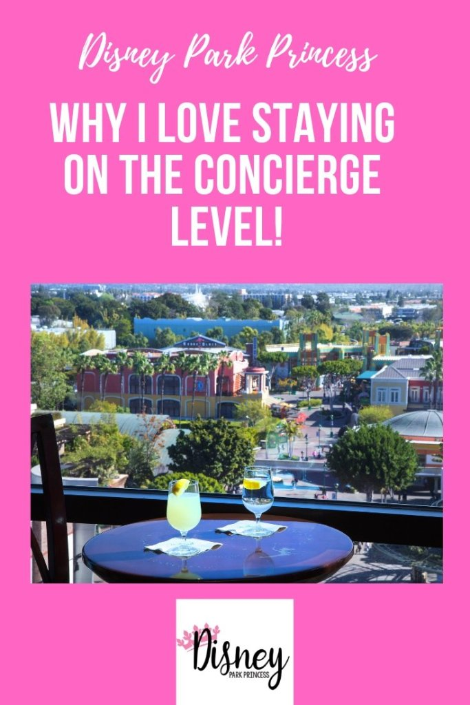 Why we love the Concierge Rooms at Disney Resorts! #clublevel #disney #disneyresorts