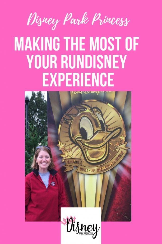 runDisney Walt Disney World running half marathon