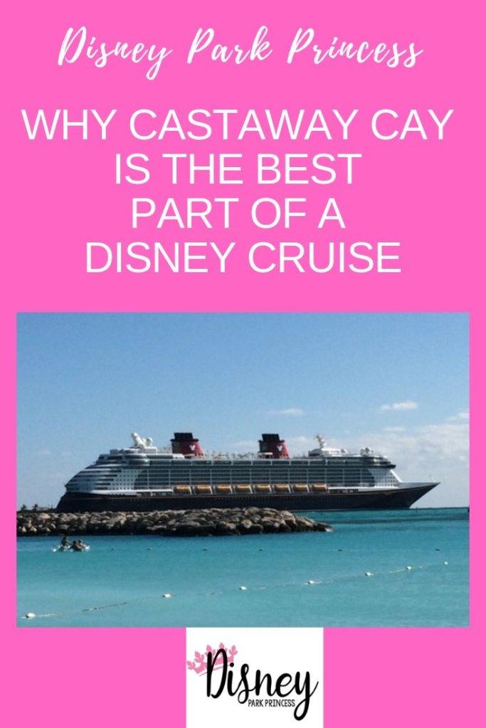 Castaway Cay is the best part of a Disney Cruise! Don't believe us? Read on to learn why! #disneycruise #castawaycay