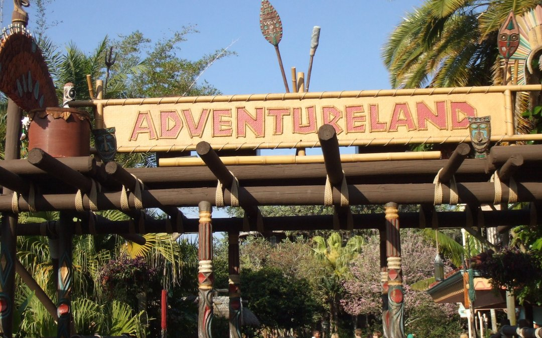 Why I love Adventureland at the Magic Kingdom