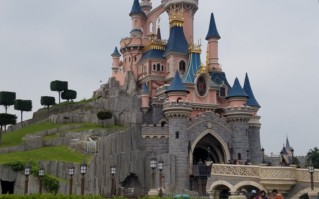My Favorite Things About Disneyland Paris