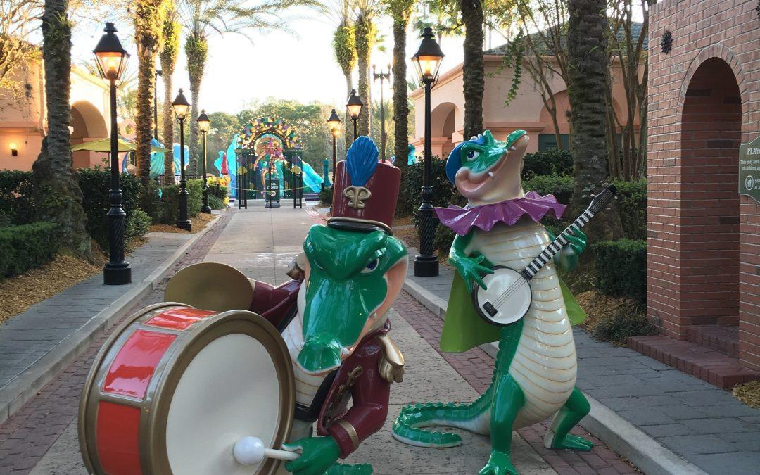 Episode 63- Walt Disney World Resort Hotels- Moderate Resorts