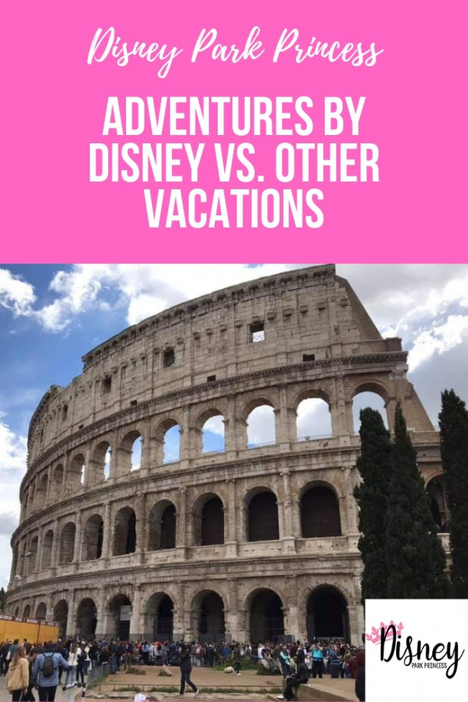 Adventures by Disney versus Other Vacations #adventuresbydisney #guidedtours
