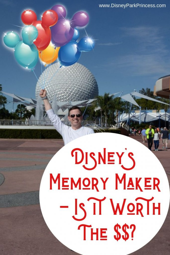 Memory Maker at Walt Disney World is a great way to make sure the entire family is in the pictures!