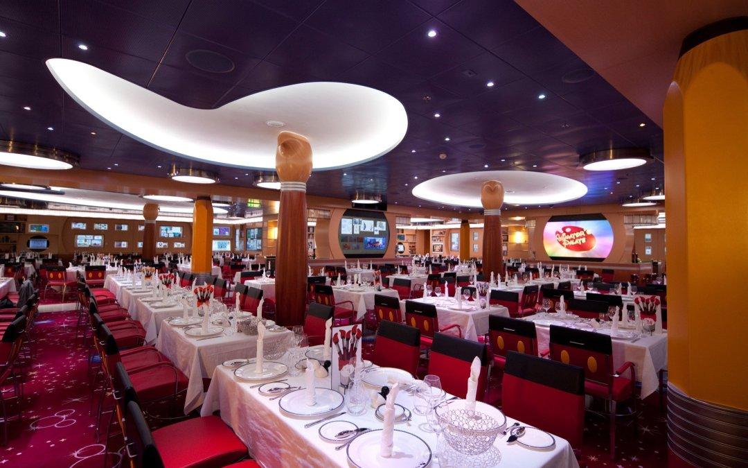 Rotational Dining On Disney Cruise Line