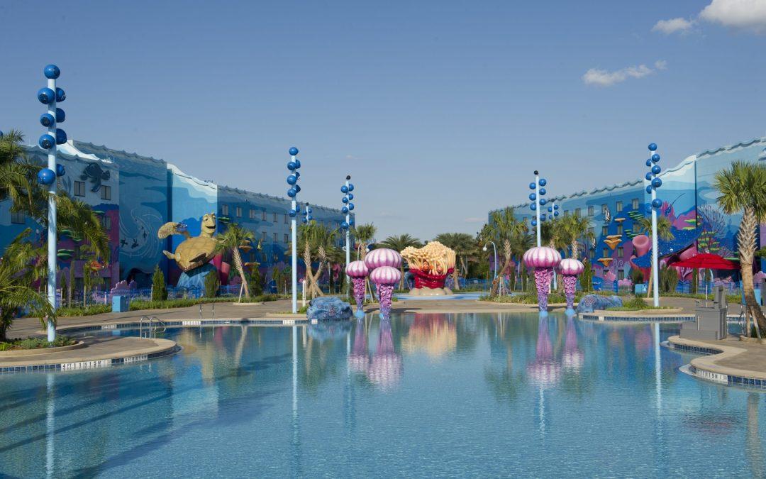 Walt Disney World Resorts for Larger Families