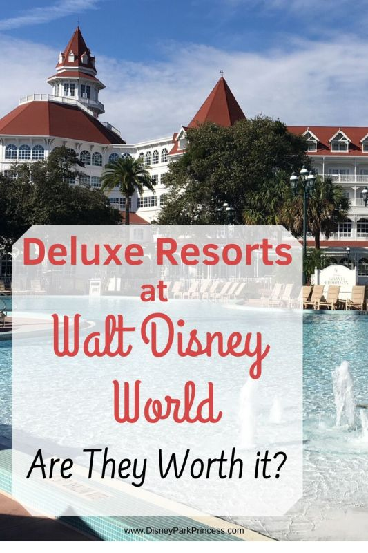 The Deluxe Resorts at Walt Disney World are the ultimate luxury resorts! But are they 'worth it' for their price? We use five metrics to analyze - location, rooms, dining, amenities, and X-factor. #wdw #waltdisneyworld #waltdisneyworldresorts #deluxeresorts #luxurytravel #luxurydisney #disneyhotels