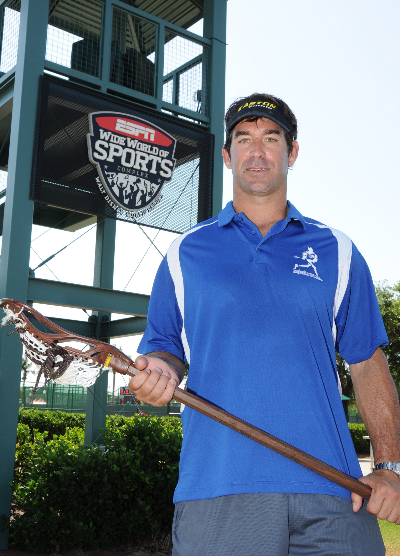 Casey Powell Lacrosse Disney Sports News