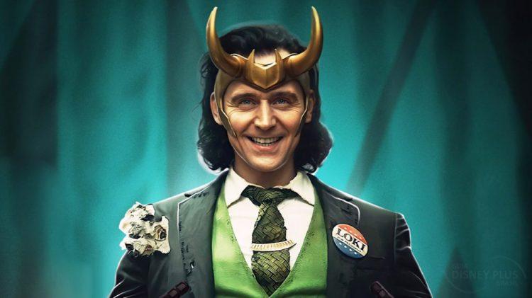 La variante de Loki, conocida como Loki presidente, en el capítulo 5
