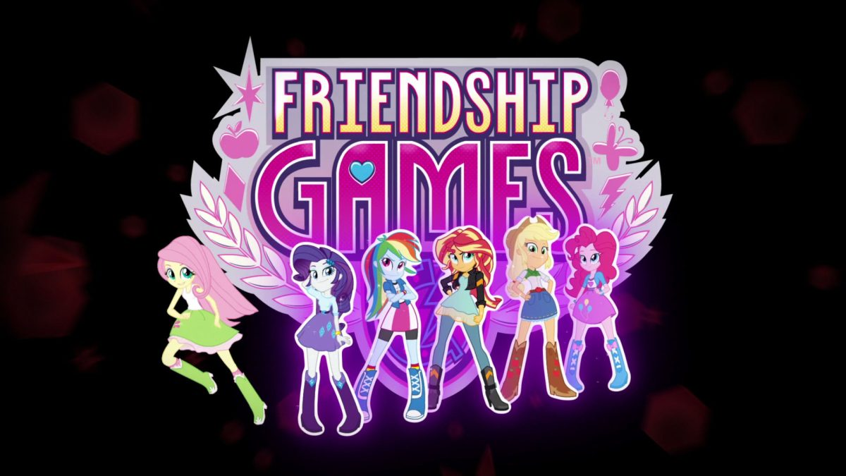 My Little Pony: Equestria Girls - Friendship Games (2015)