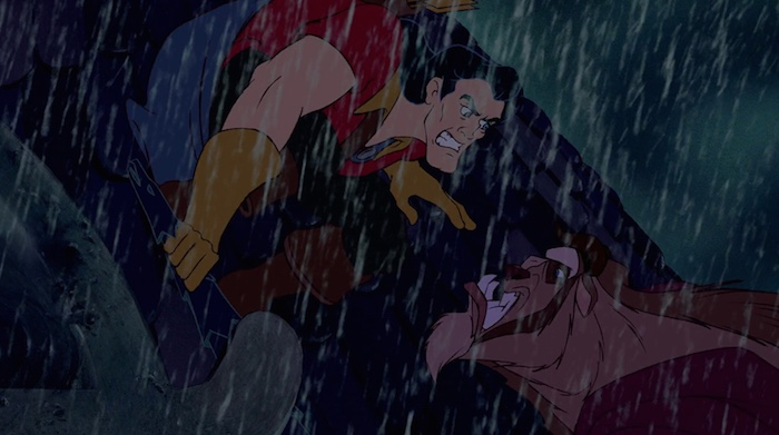 Live-Action 'Beauty and the Beast' Casts Beast And Gaston