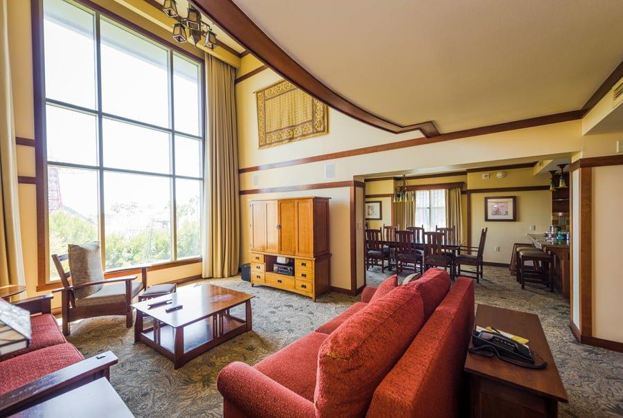 Grand Californian Disney Vacation Club Grand Villa
