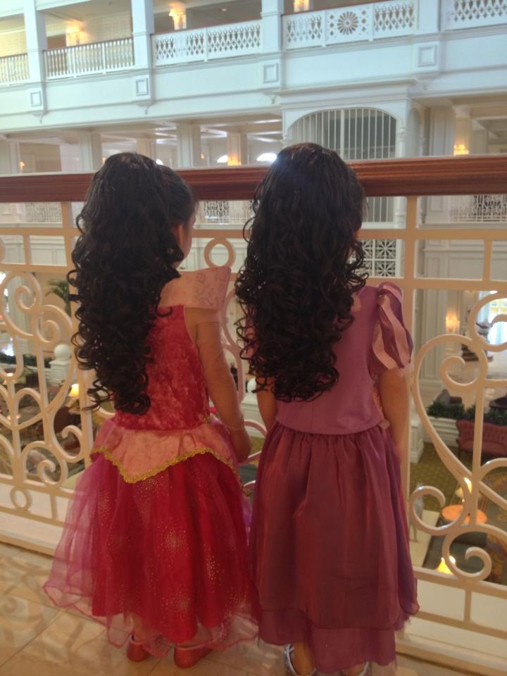 How To Get A Princess Makeover When The Bibbidi Bobbidi