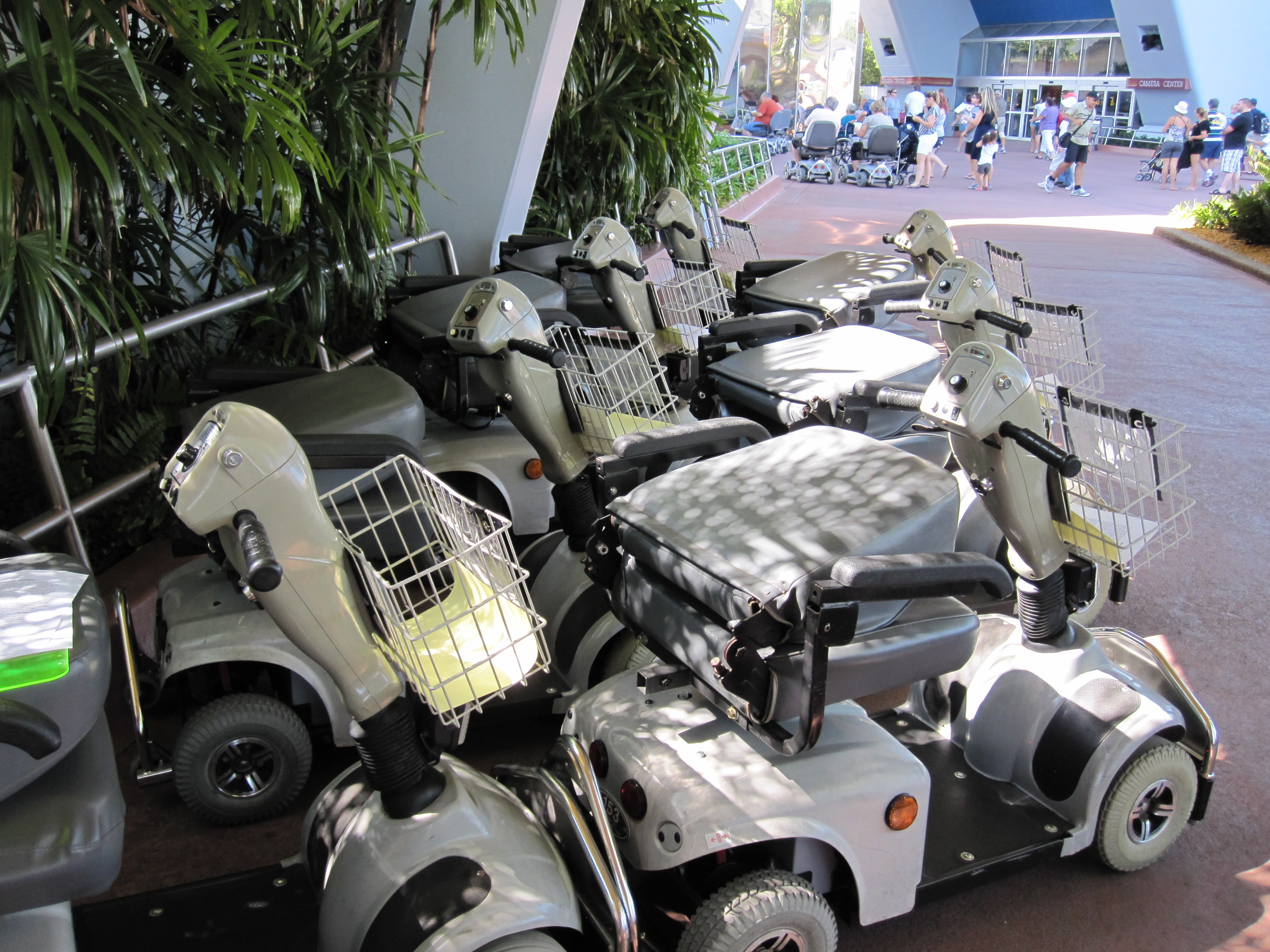 Wheel Chair Rentals Wheelchair And Ecv Rental At Walt Disney World Resort