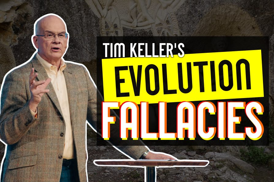 Fallacies in Timothy Keller's Rejection of Genesis 1 and 2