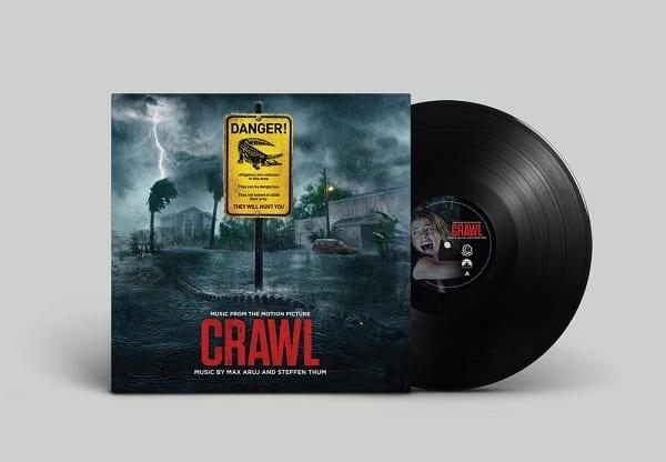 Crawl OST cover