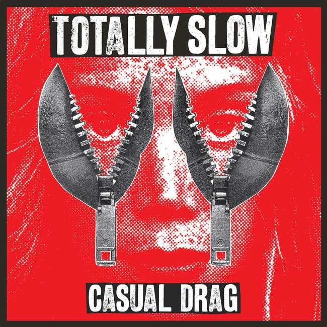 Totally Slow Casual Drag album cover