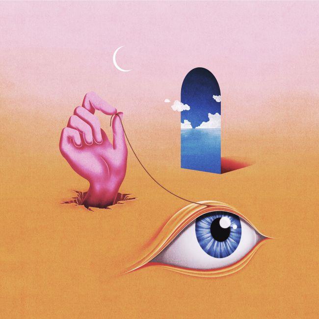 wavves hideaway album cover
