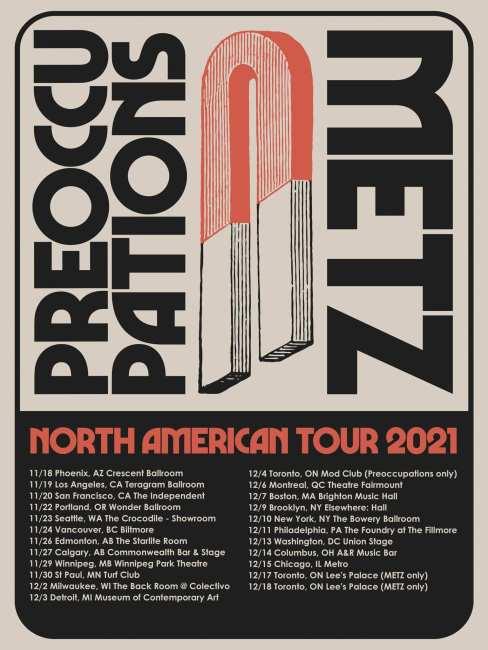 metz tour poster