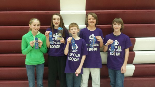 Tournament Scores Destination Imagination South Dakota