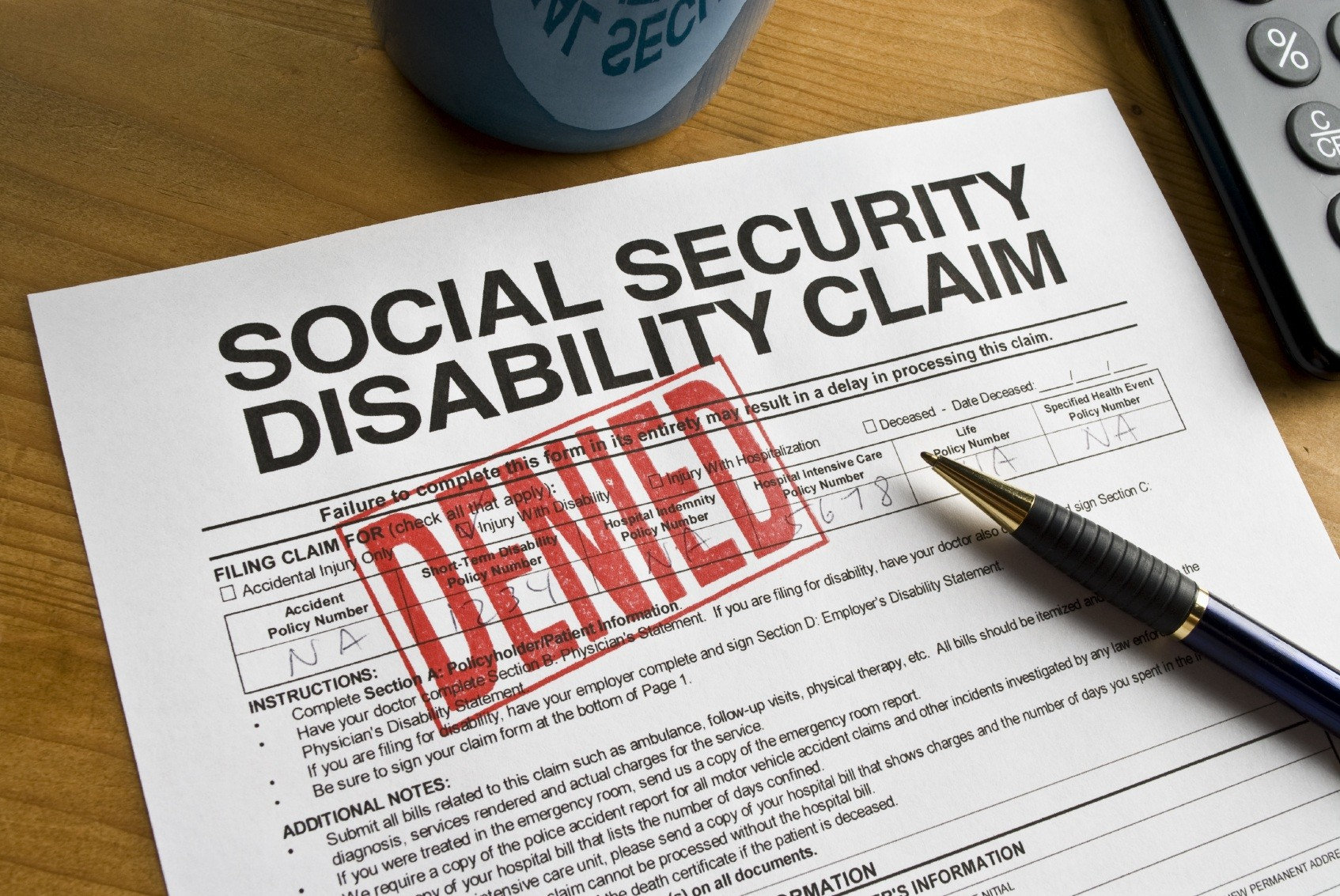 Social Security Disability | Disparti Law Group