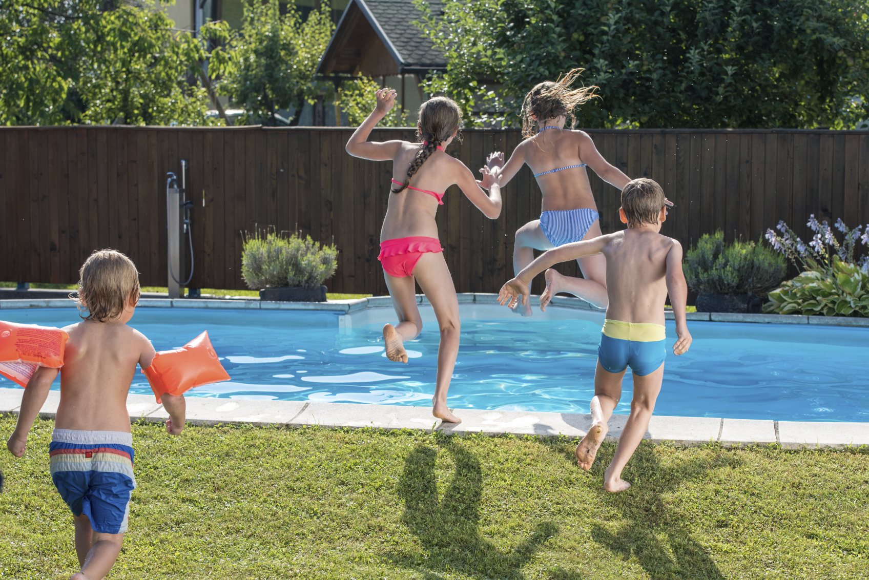 Pool Accidents | Disparti Law Group