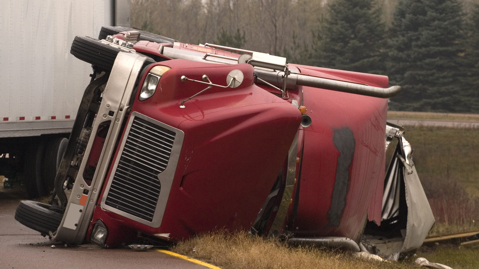 Big Truck Accident   Disparti Law Group