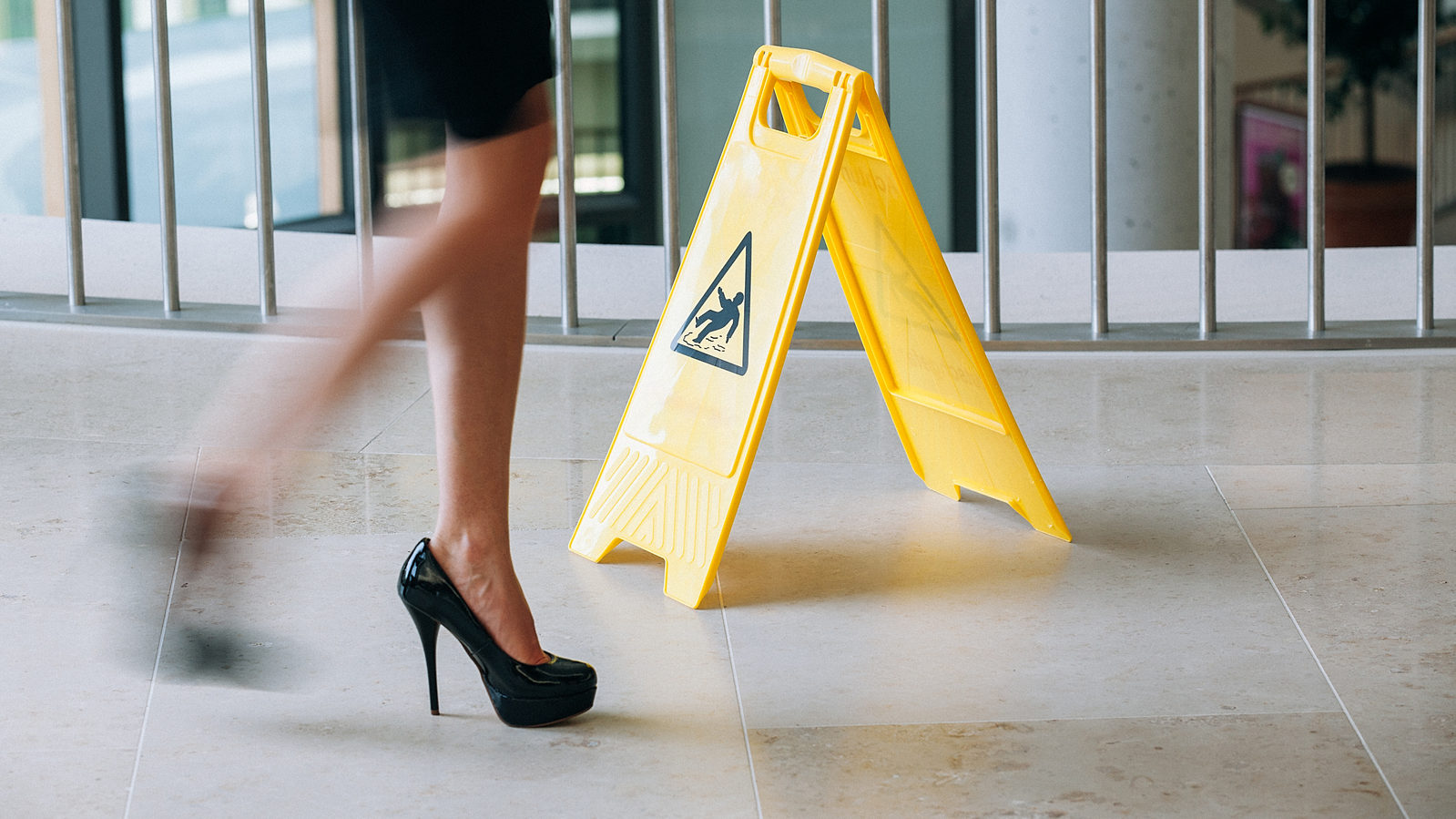 Slip and Fall | Tampa Injury Lawyer | Chicago Injury Lawyer
