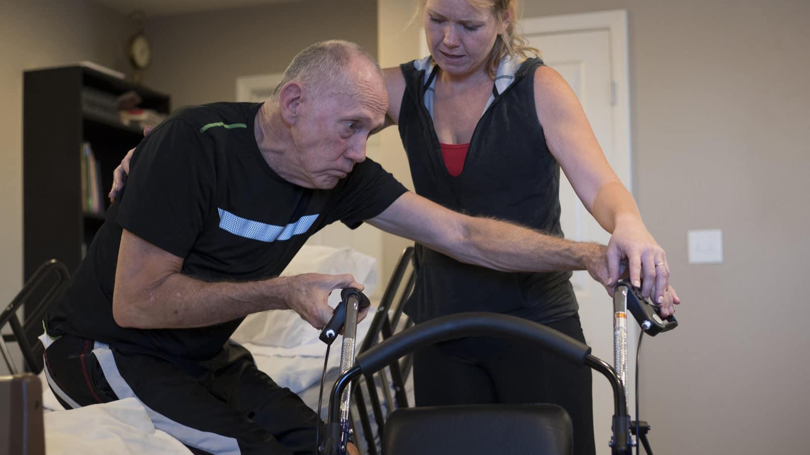 Advanced Parkinson's disease