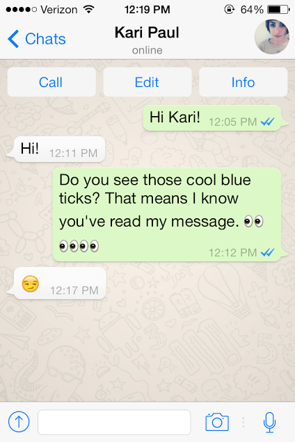 WhatsApp is a consumer grade favorite but has always been classed as shadow IT