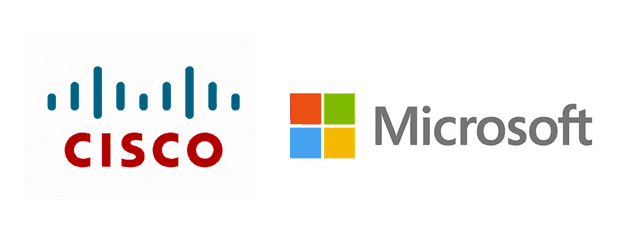 Cisco and Microsoft can coexist