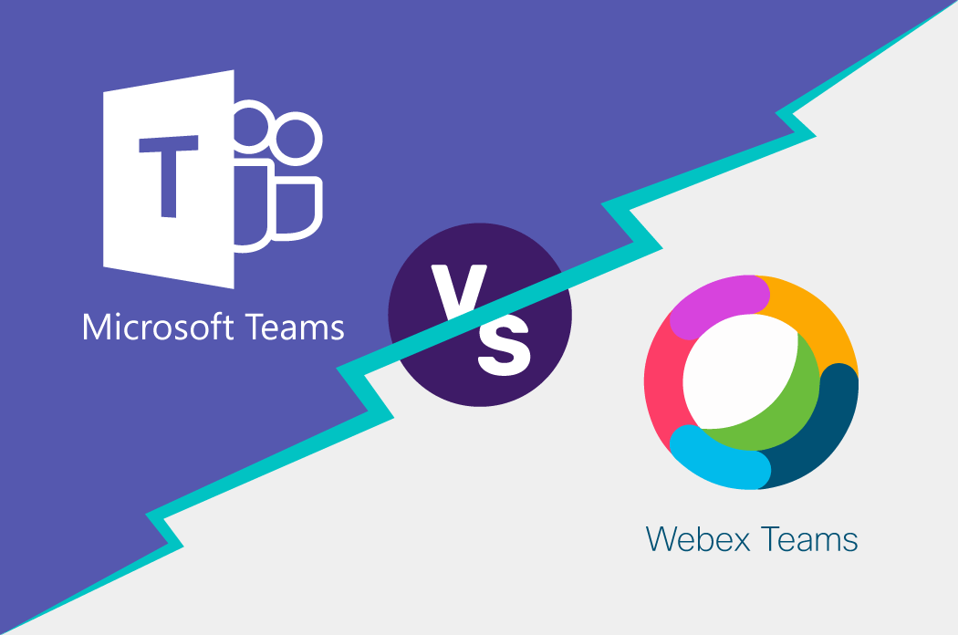 Microsoft Teams Cisco Webex Teams