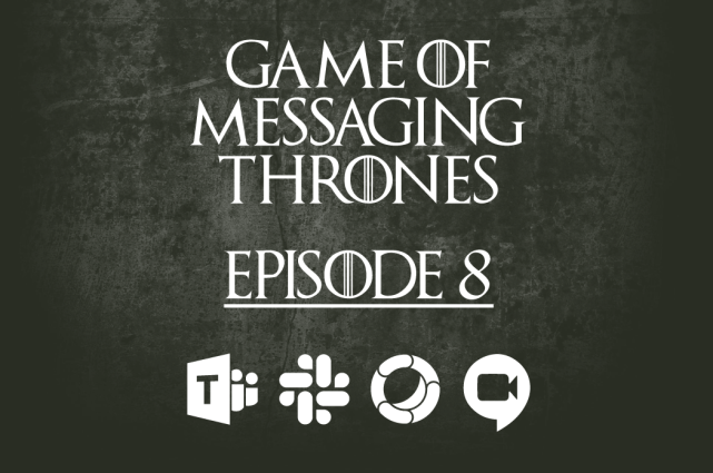 Game of messaging thrones