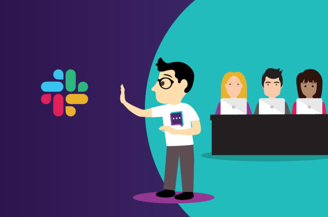 How to block Slack in the office