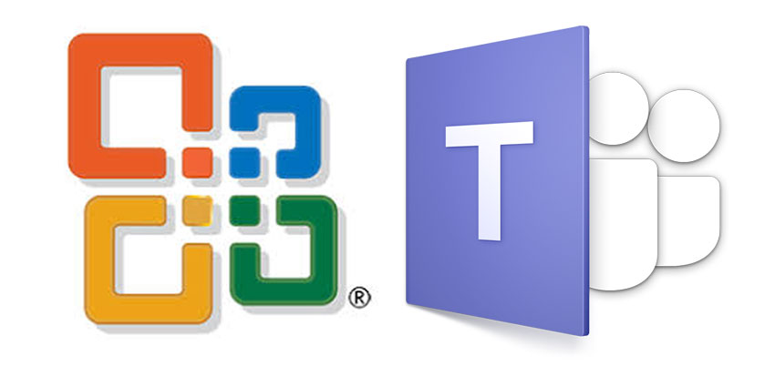 Microsoft OCS has evolved into Microsoft Teams in the last 10 years