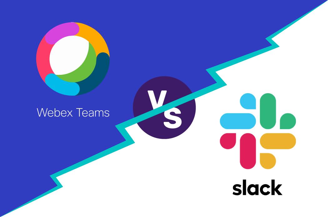 Slack vs Cisco Webex Teams