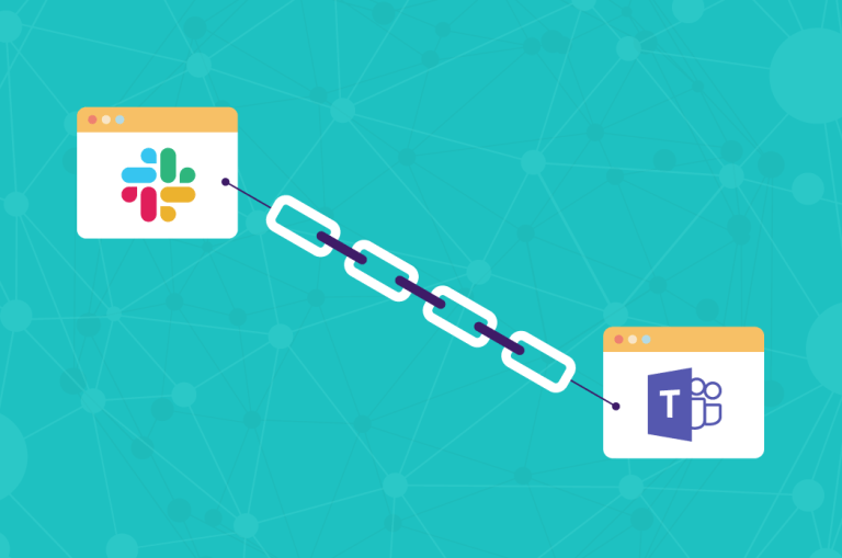 Connect Slack and Microsoft Teams