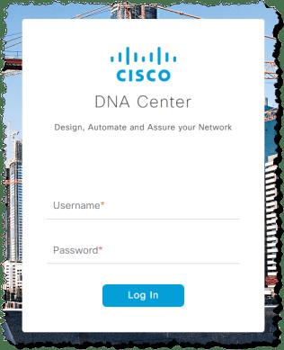 Cisco API access via DNA Center
