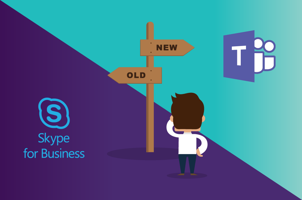 You might be moving from Skype for Business to Microsoft Teams when planning your messaging interop strategy