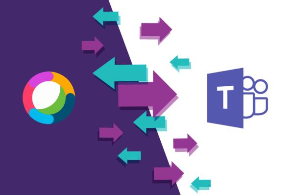 How to use Microsoft Teams with Cisco Webex Teams