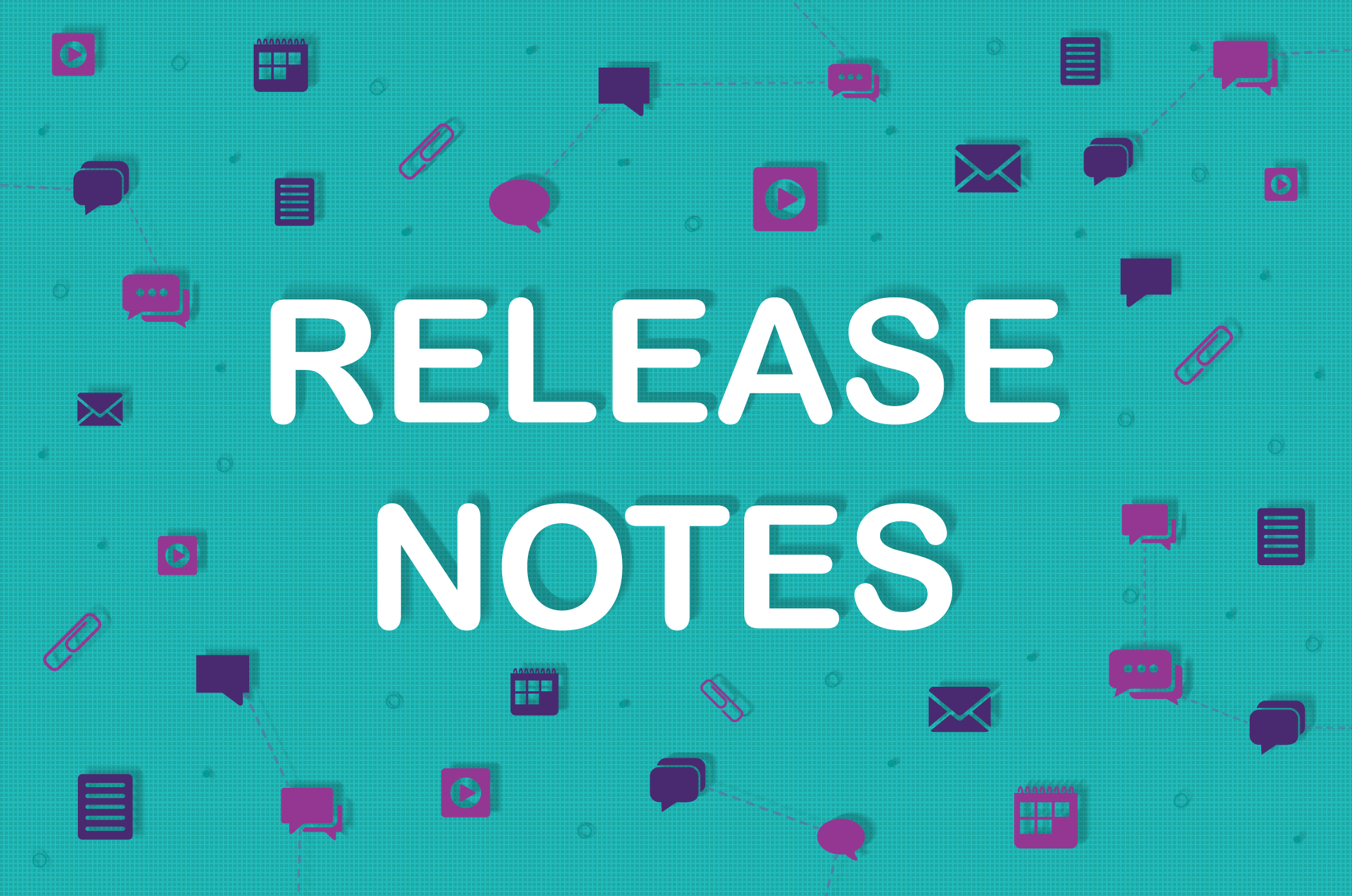Mio Release Notes