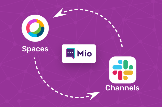 How to sync Slack channels with Webex spaces