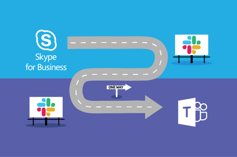 Moving from Skype for Business to Microsoft Teams but also have Slack users?