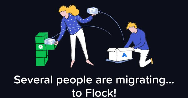 Flock offering customers closure
