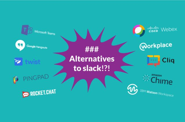 Alternatives to Slack