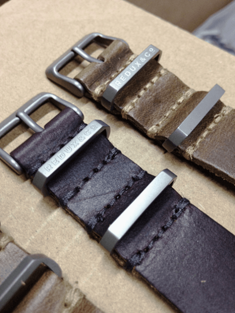 WW RDX strap hardware detail