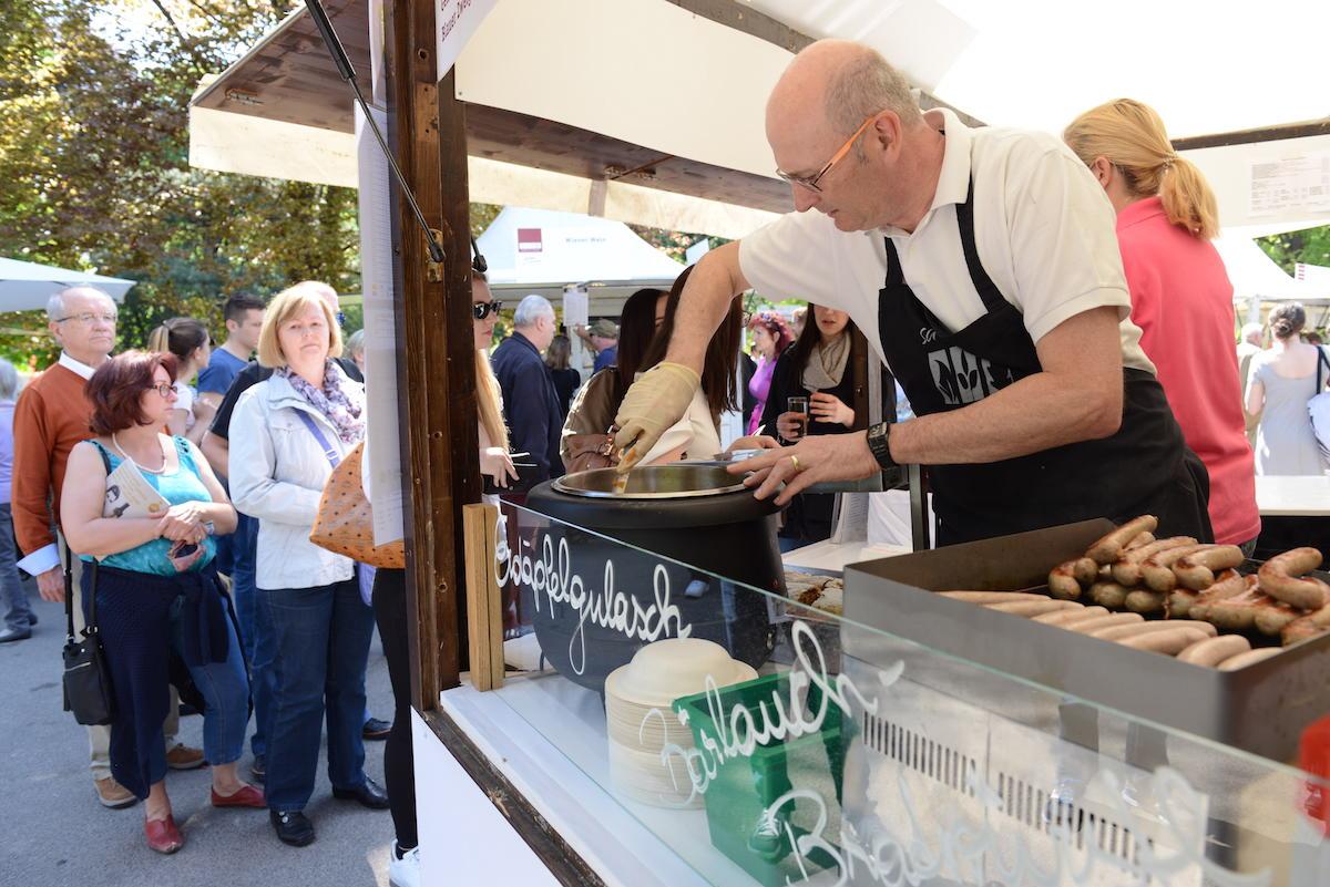 Genussfestival Indulge In Austrias Renowned Wines Spirits And
