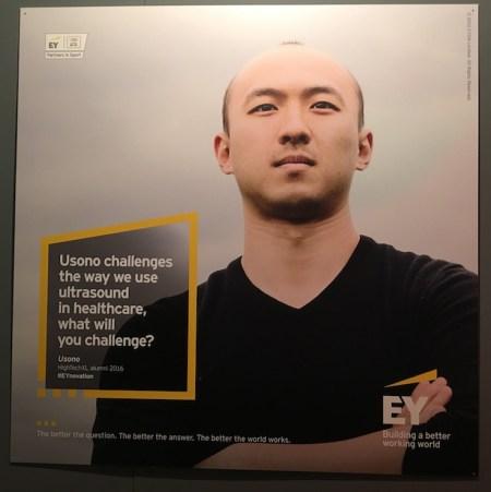 USONO CEO BENJAMIN TSCHANG